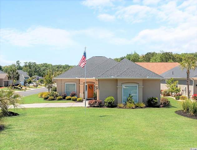 653 Barona Dr., Myrtle Beach, SC 29579 (MLS #2108995) :: Duncan Group Properties
