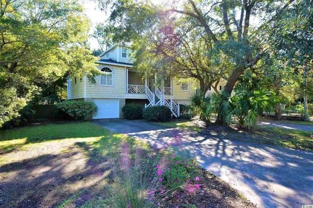 318 Lakeshore Dr., Pawleys Island, SC 29585 (MLS #2109008) :: Garden City Realty, Inc.
