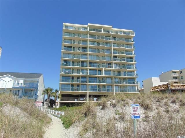 4613 S Ocean Blvd. 5B, North Myrtle Beach, SC 29582 (MLS #2109016) :: The Hoffman Group