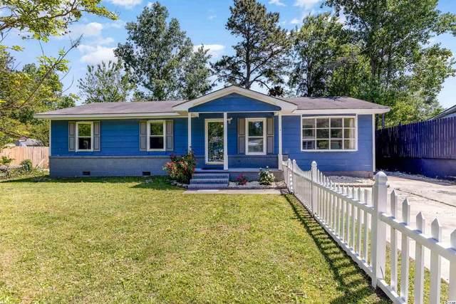 169 Ranchette Circle, Myrtle Beach, SC 29588 (MLS #2109029) :: Garden City Realty, Inc.