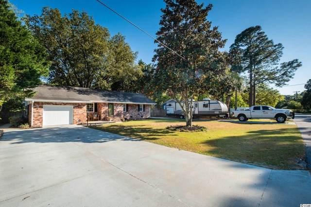 3916 Camellia Dr., Myrtle Beach, SC 29577 (MLS #2109039) :: Duncan Group Properties