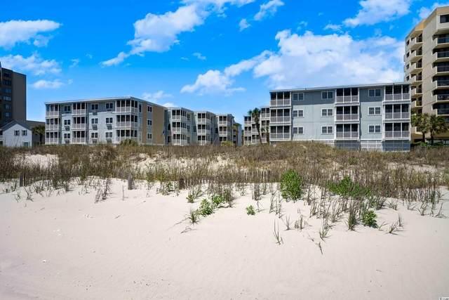 2405 S Ocean Blvd. #311, North Myrtle Beach, SC 29582 (MLS #2109042) :: Coldwell Banker Sea Coast Advantage