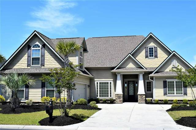 5300 Stonegate Dr., North Myrtle Beach, SC 29582 (MLS #2109047) :: Welcome Home Realty