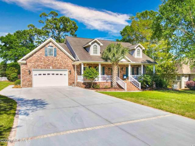 2390 Island Way, Little River, SC 29566 (MLS #2109064) :: James W. Smith Real Estate Co.