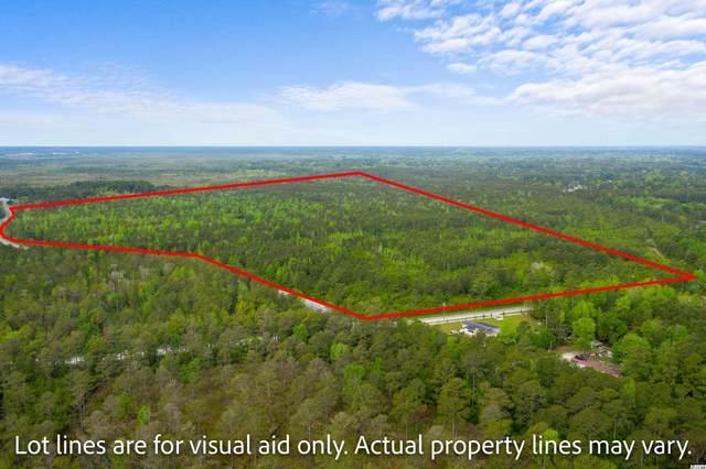 TBD Water Tower Rd., Longs, SC 29568 (MLS #2109090) :: Duncan Group Properties