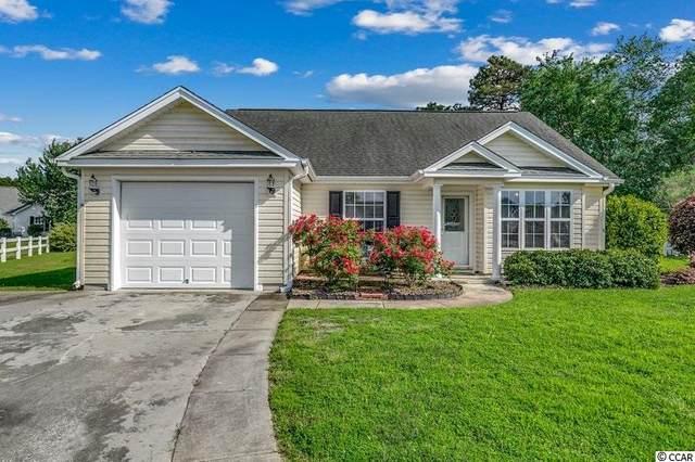901 Don Donald Ct., Myrtle Beach, SC 29588 (MLS #2109096) :: Armand R Roux | Real Estate Buy The Coast LLC