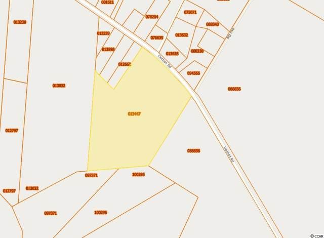 TBD Dothan Rd., Tabor City, SC 28463 (MLS #2109110) :: Hawkeye Realty