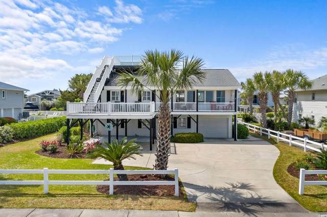 1658 S Waccamaw Dr., Murrells Inlet, SC 29576 (MLS #2109120) :: Garden City Realty, Inc.