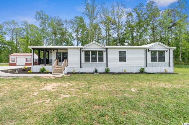 107 Ascot Dr., Myrtle Beach, SC 29588 (MLS #2109128) :: Jerry Pinkas Real Estate Experts, Inc