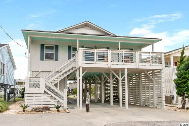 303 Rice Circle, North Myrtle Beach, SC 29582 (MLS #2109133) :: Garden City Realty, Inc.