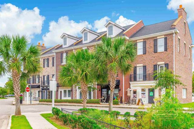 3526 Saint James Ave. #3526, Myrtle Beach, SC 29577 (MLS #2109144) :: James W. Smith Real Estate Co.
