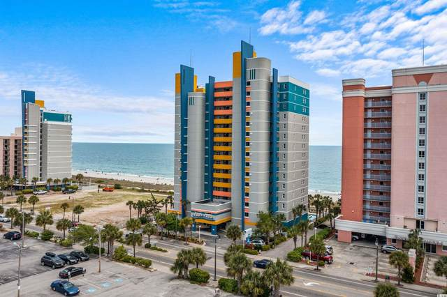 1702 N Ocean Blvd. #456, Myrtle Beach, SC 29577 (MLS #2109171) :: Armand R Roux | Real Estate Buy The Coast LLC