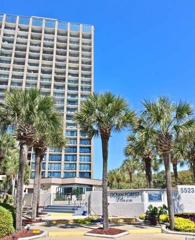 5523 N Ocean Blvd. #1505, Myrtle Beach, SC 29577 (MLS #2109190) :: Dunes Realty Sales