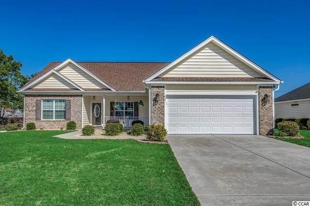 601 Fieldwoods Dr., Conway, SC 29526 (MLS #2109203) :: Garden City Realty, Inc.