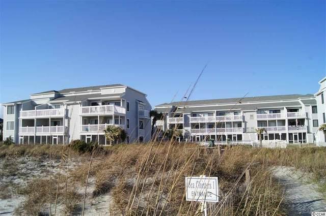 1806 N Ocean Blvd. 104A, North Myrtle Beach, SC 29582 (MLS #2109207) :: The Greg Sisson Team