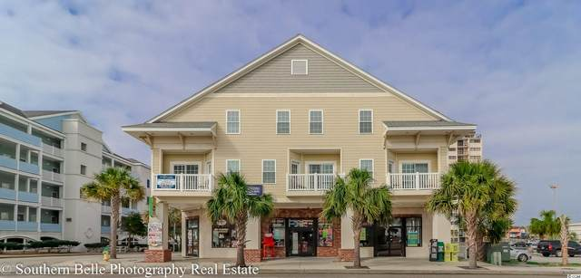 206 7th Ave. S #5, Myrtle Beach, SC 29577 (MLS #2109208) :: The Hoffman Group