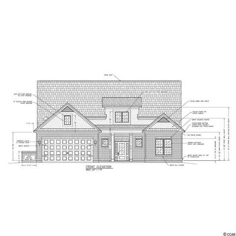 979 Henry James Dr., Myrtle Beach, SC 29579 (MLS #2109220) :: Duncan Group Properties