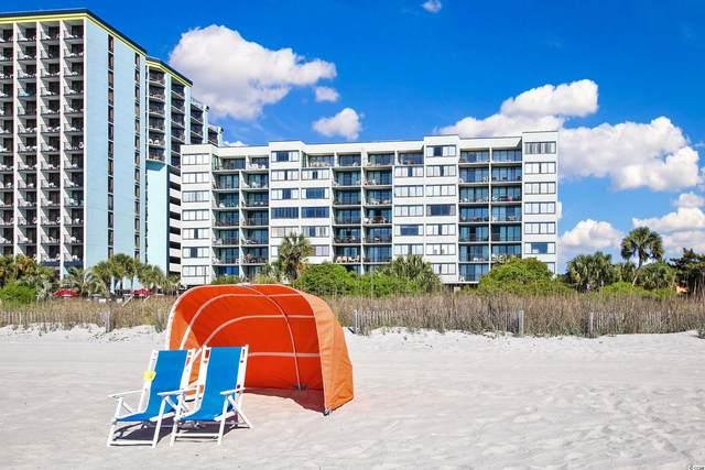 6810 N Ocean Blvd. #402, Myrtle Beach, SC 29572 (MLS #2109228) :: Dunes Realty Sales