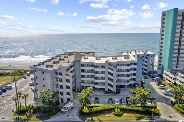 1310 N Waccamaw Dr. #210, Garden City Beach, SC 29576 (MLS #2109234) :: Dunes Realty Sales
