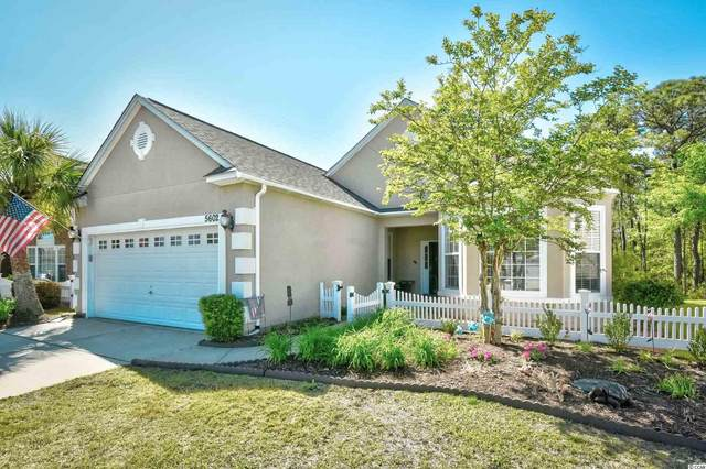 5602 Whistling Duck Dr., North Myrtle Beach, SC 29582 (MLS #2109237) :: Garden City Realty, Inc.