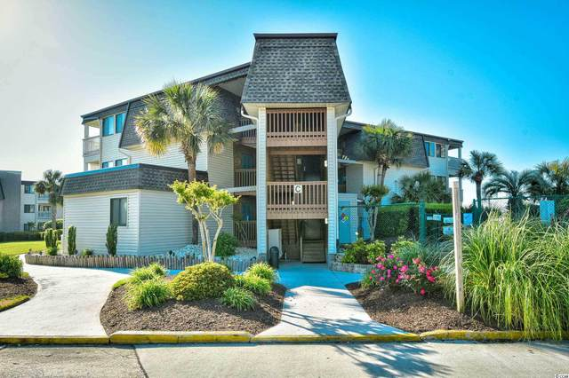 5601 N Ocean Blvd. C-315, Myrtle Beach, SC 29577 (MLS #2109239) :: James W. Smith Real Estate Co.