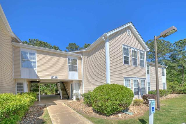 8557 Hopkins Circle F, Surfside Beach, SC 29575 (MLS #2109242) :: Garden City Realty, Inc.