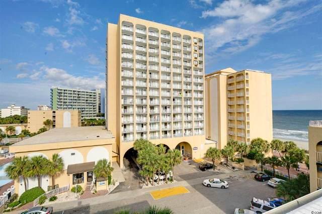 1207 S Ocean Blvd. S #50909, Myrtle Beach, SC 29577 (MLS #2109255) :: James W. Smith Real Estate Co.