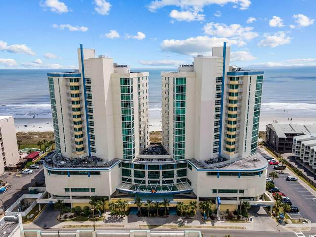 304 N Ocean Blvd. #1008, North Myrtle Beach, SC 29582 (MLS #2109261) :: James W. Smith Real Estate Co.