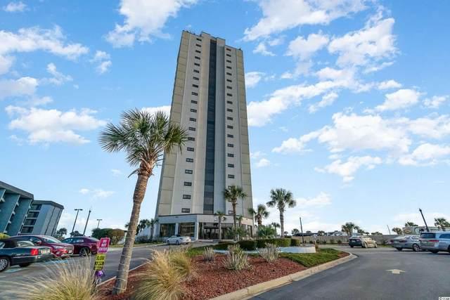 5905 South Kings Hwy. #613, Myrtle Beach, SC 29575 (MLS #2109273) :: The Hoffman Group