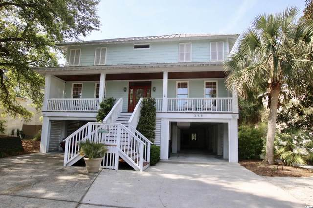 358 N Boyle Dr., Pawleys Island, SC 29585 (MLS #2109274) :: Team Amanda & Co