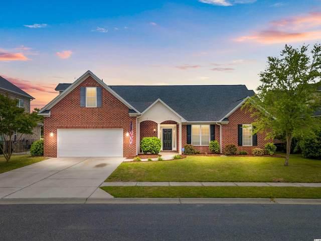 582 Summerhill Dr., Myrtle Beach, SC 29579 (MLS #2109287) :: Duncan Group Properties