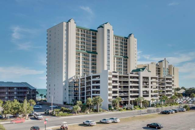 102 N Ocean Blvd. #1307, North Myrtle Beach, SC 29582 (MLS #2109293) :: Dunes Realty Sales
