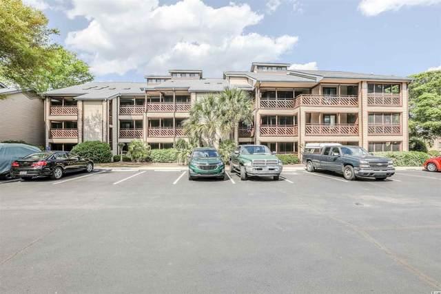 223 Maison Dr. D-9, Myrtle Beach, SC 29572 (MLS #2109298) :: Duncan Group Properties