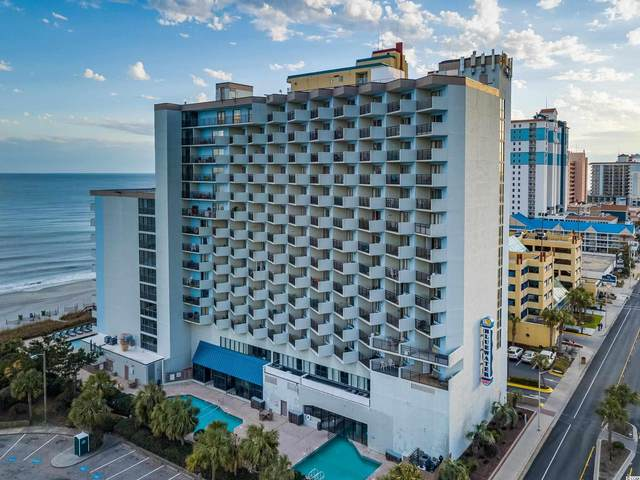 2001 S Ocean Blvd. #1106, Myrtle Beach, SC 29577 (MLS #2109320) :: James W. Smith Real Estate Co.