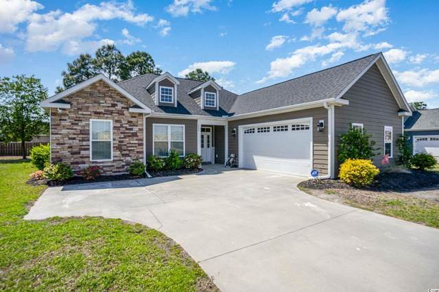866 Sand Binder Dr., Myrtle Beach, SC 29579 (MLS #2109326) :: Team Amanda & Co