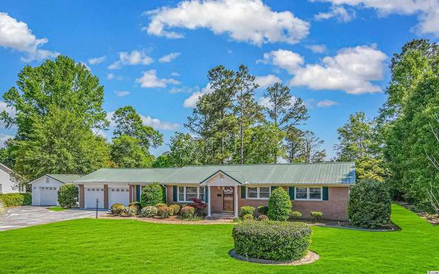 522 Fairway Dr., Johnsonville, SC 29555 (MLS #2109331) :: Garden City Realty, Inc.