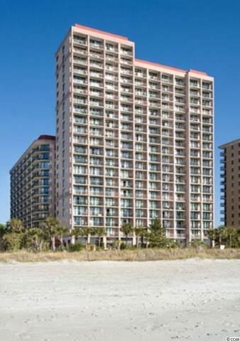 5308 N Ocean Blvd. #1107, Myrtle Beach, SC 29577 (MLS #2109337) :: The Hoffman Group