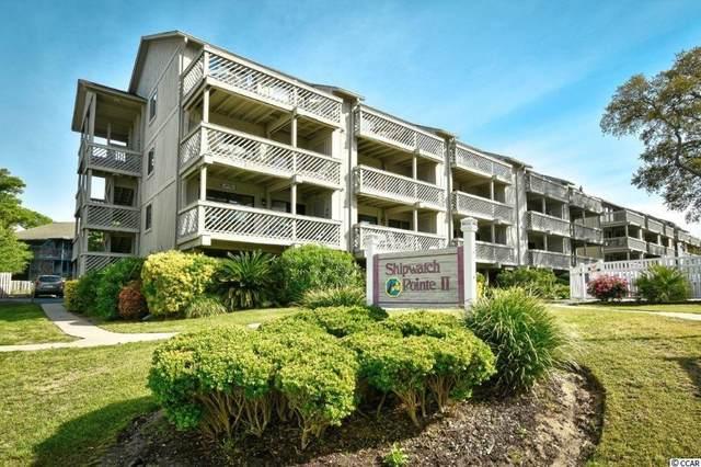212 Maison Dr. M-301, Myrtle Beach, SC 29572 (MLS #2109347) :: The Litchfield Company