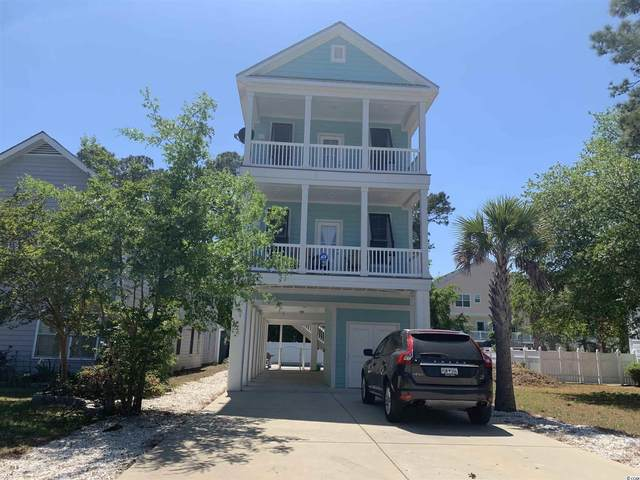 215A 13th Ave. S, Surfside Beach, SC 29575 (MLS #2109372) :: The Greg Sisson Team