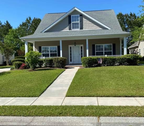 252 Southbury Dr., Myrtle Beach, SC 29588 (MLS #2109376) :: Garden City Realty, Inc.