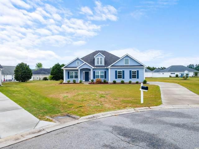 212 Marley Ct., Conway, SC 29526 (MLS #2109390) :: Armand R Roux | Real Estate Buy The Coast LLC