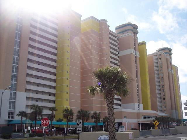 2701 S Ocean Blvd. S #808, North Myrtle Beach, SC 29582 (MLS #2109398) :: The Hoffman Group