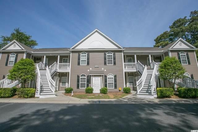 649 Algonquin Dr. H, Pawleys Island, SC 29585 (MLS #2109406) :: James W. Smith Real Estate Co.