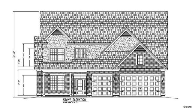 719 Chisholm Rd., Myrtle Beach, SC 29579 (MLS #2109429) :: Duncan Group Properties