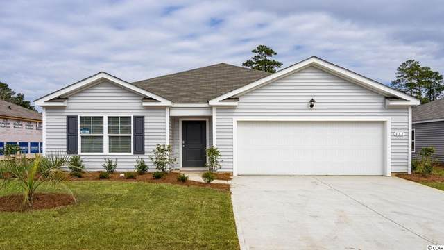 199 Pine Forest Dr., Conway, SC 29526 (MLS #2109435) :: Surfside Realty Company