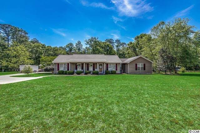 4401 Willow Springs Rd., Conway, SC 29527 (MLS #2109439) :: Team Amanda & Co
