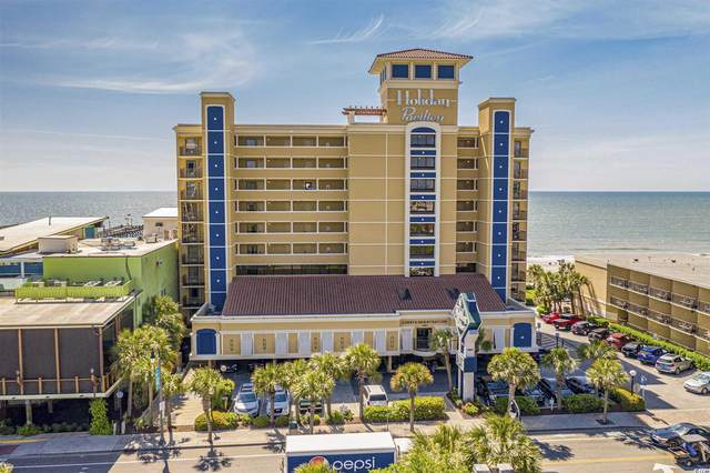 1200 N Ocean Blvd. #211, Myrtle Beach, SC 29577 (MLS #2109444) :: Team Amanda & Co