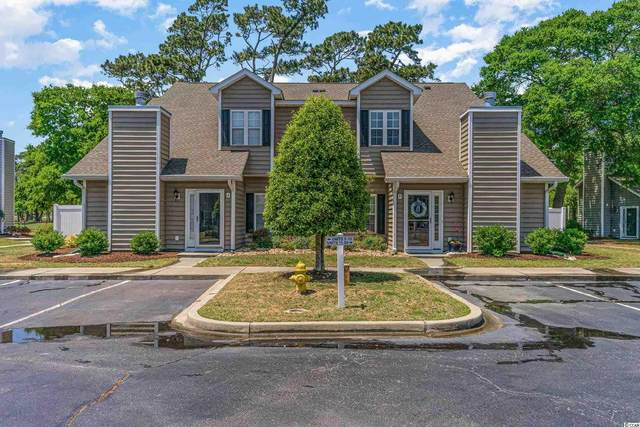 503 20th Ave. N 11-B, North Myrtle Beach, SC 29582 (MLS #2109473) :: James W. Smith Real Estate Co.