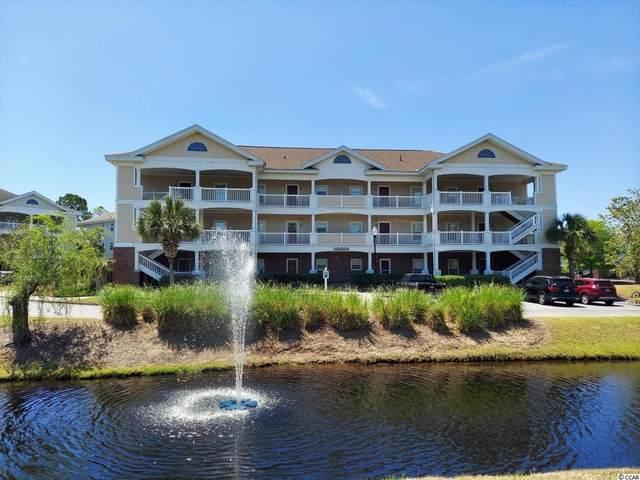 5751 Oyster Catcher Dr. #811, North Myrtle Beach, SC 29582 (MLS #2109474) :: Duncan Group Properties
