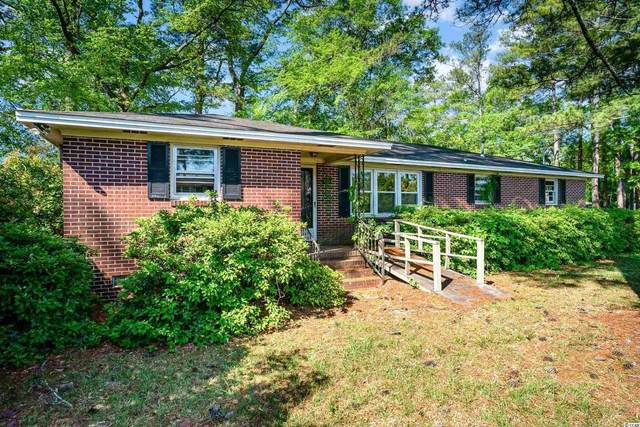 709 Pittman St., Conway, SC 29526 (MLS #2109479) :: The Hoffman Group